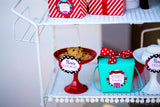 PARIS Party- AMERICAN in PARIS- Girl Party- Baking Party- Gracie- Doll Party-Cupcake- Baking- Poodle- VALANCE