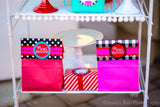 PARIS Party- AMERICAN in PARIS- Baking Party- Grace- Doll Party-Cupcake- Baking- Poodle- BACKDROP