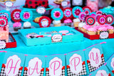 PARIS Party- AMERICAN in PARIS- Girl Party- Baking Party- Gracie- Doll Party- Cupcake- Baking- Poodle- BANNER