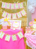 PRINCESS Birthday - Sparkle SIGN - Princess Printables