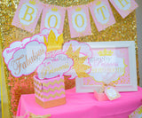 PRINCESS Birthday- Sparkle BOTTLE LABELS- Sparkle Party- Princess Party
