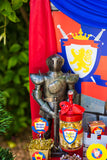 KNIGHT Party - Castle Party - Medieval Party - Knight - King Party - Royal Birthday Party - Dragon Party - BUNTING