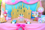 PRINCESS Party- BANNER- BRIDAL SHOWER- PRINCESS Birthday
