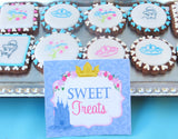 PRINCESS - FAVOR BAG - BRIDAL Shower- Princess Birthday