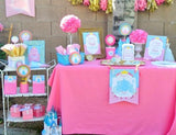 PRINCESS Party - Princess SIGNS - Princess Birthday