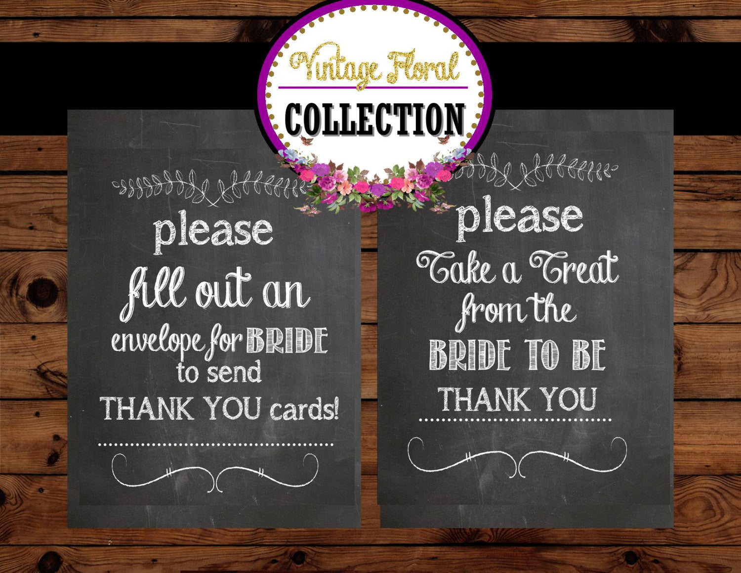 BRIDAL Shower- SIGN -PARTY SIGN- Chalkboard Wedding Sign