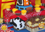 TOY Party- COMPLETE- COWBOY Birthday- Toy- Story Book