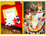 COWGIRL Party- Horse Party- Cowgirl Birthday-Cowprint Party- COMPLETE