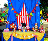 CIRCUS PARTY- CIRCUS Birthday Party- Carnival Party- Circus COMPLETE