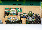 ARMY Party - Camo Birthday - Military Party - Call of Duty - Army Birthday - ARMY BANNER - Camo Printables - Navy - Air Force - Nerf Party - Boy Birthday - Gun Party - Boy Party Ideas