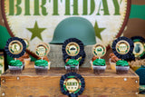 ARMY Party - Camo Birthday - Military Party - Call of Duty - Army Birthday - Army CUPCAKE TOPPERS  - Camo Printables - Navy - Air Force - Nerf Party - Boy Birthday - Gun Party - Boy Party Idea