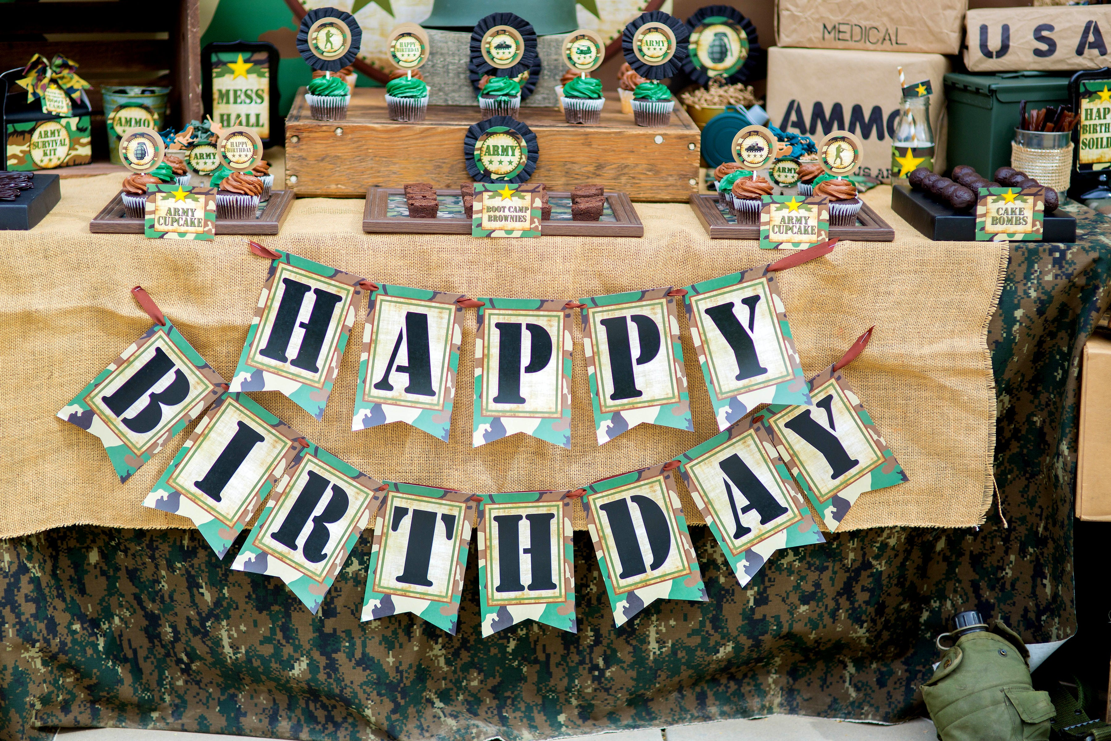 photograph regarding Camo Printable Paper identified as Navy Social gathering - Camo Birthday - Army Get together - Contact of Accountability - Armed forces Birthday - Navy BANNER - Camo Printables - Military services - Air Pressure - Nerf Celebration - Boy