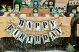 ARMY Party - Camo Birthday - Military Party - Call of Duty - Army Birthday - Army Favor Box Labels  - Camo Printables - Navy - Air Force - Nerf Party - Boy Birthday - Gun Party - Boy Party Idea