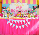 Bowtique Party - PINK MOUSE Birthday Party - Bowtique - Mouse Party