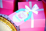 PRINCESS Party- Princess- WRAPPERS- Princess Birthday
