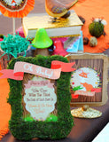 WOODLAND Baby Shower - Woodland Party - Woodland Game SIGNS