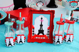 PARIS Party- AMERICAN in PARIS- Girl Party- Baking Party- Gracie- Doll Party- Cupcake- Baking- Poodle- TEAM SIGNS - Bake Shop