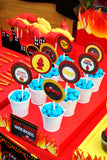 FIRE FIGHTER Party- Fireman CITY- Fire Truck Party- Fireman Party Game- Fireman Party
