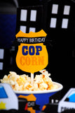 POLICE Officer Party - Police INVITATION