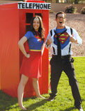 SUPERHERO Party - Superhero PHOTO PROPS - Superhero Birthday - Comic Party - Superhero