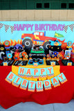 MONSTER Truck- Monster Truck Party - Monster COMPLETE- Monster Truck Birthday Party