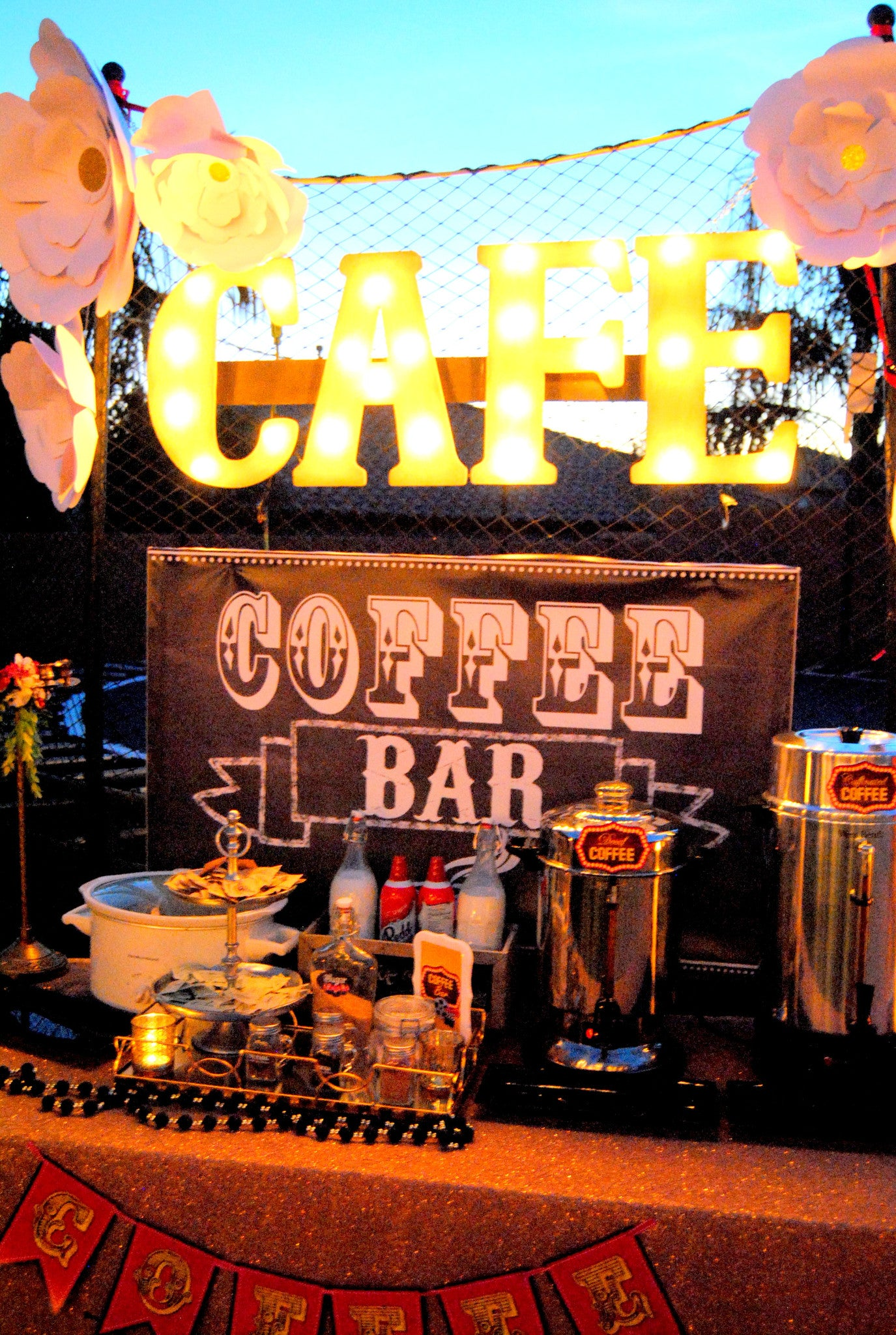 Movie Theater Party Cinema Party Hollywood Party Movie Coffee Ba Krown Kreations Celebrations