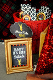 DEER Party- Reindeer- Winter Party- COFFEE BAR SIGNS