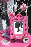 FASHION DIVA Party- Diva Party Printables- SILHOUETTE