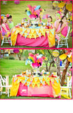 WONDERLAND Birthday Party - MAD HATTER Party - Alice Party - Alice in Wonderland Birthday - COMPLETE