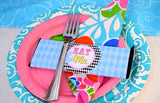 WONDERLAND Birthday Party- MAD HATTER Party- Alice- CUPCAKE TOPPERS