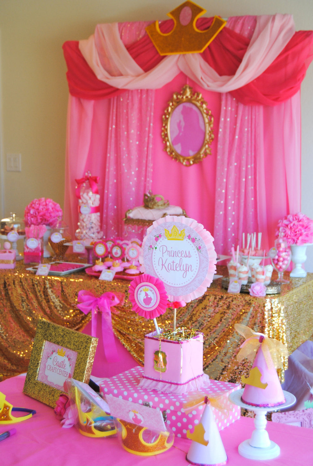 Princess Party Decoration