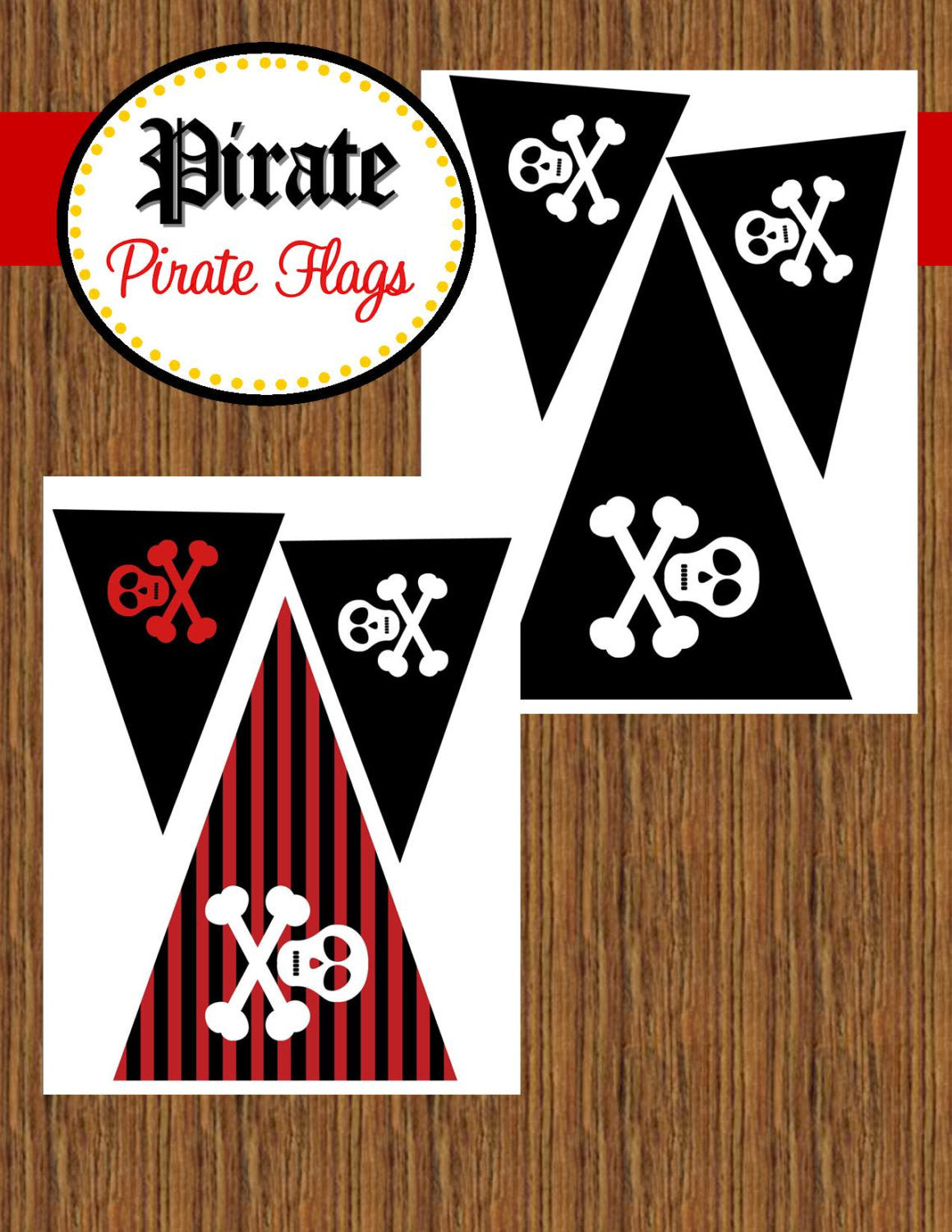 graphic regarding Pirate Flag Printable identified as PIRATE Birthday Get together - Pirate Video games - Pirate Social gathering Online games- Printable Signs and symptoms - Boys Birthday Get together - Pirate Send out - Lady Pirate Occasion - Pirate Get together -