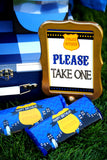 POLICE Party - Police FAVOR BOX LABELS - Patrol Birthday