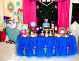 ANNA PRINCESS Party- Princess Party Decorations- Royal Party- Frozen- COMPLETE