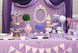 PURPLE PRINCESS- SIGN - Purple Shower- Purple Baby Shower