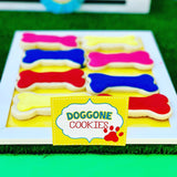 PUPPY PARTY - Dog Adoption Party - Puppy Birthday BANNERS - Dog Party Banner - Birthday Party