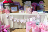 Pink BRIDAL SHOWER - COMPLETE - Pink - Princess - Wedding Shower