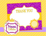 PRINCESS Party - Tower Party- Princess CANDY LABEL- Sun
