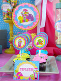 SWEET SHOPPE Party- Sweet Shop Party- Candyland- Gumdrop- Bubblegum- COMPLETE