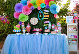 WONDERLAND Birthday Party- MAD HATTER Party- Alice in Wonderland Party- COMPLETE