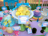 WONDERLAND Birthday Party- Alice in Wonderland PHOTO PROPS- MAD HATTER Party- Alice Party - Wonderland Party