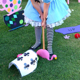WONDERLAND Birthday Party - PLAYING CARDS - MAD HATTER Party - Alice