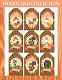 WOODLAND Party - Woodland BANNER - Fox Party - Woodland