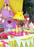 PRINCESS BIRTHDAY Party- Princess Party- WRAPPERS - Princess