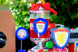 KNIGHT Party - Castle Party - Medieval Party - Knight - King Party - Royal Birthday Party - Dragon Party - CUP WRAPPERS