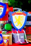 KNIGHT Party - Castle Party - Medieval Party - Knight - King Party - Royal Birthday Party - Dragon Party - PARTY SIGNS