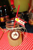 COWBOY Party- Horse Party- Red Cowboy- CANDY BAR WRAPS- Western Party