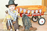 Cowboy Party- Horse Party- Western BANNER- Birthday- Western Party