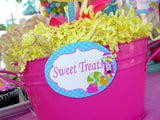 SWEET SHOP Party- Sweet Shoppe- FOOD LABELS- Candy- Candyland