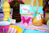 WONDERLAND Birthday Party - MAD HATTER Party - Alice Party - Alice in Wonderland BANNER